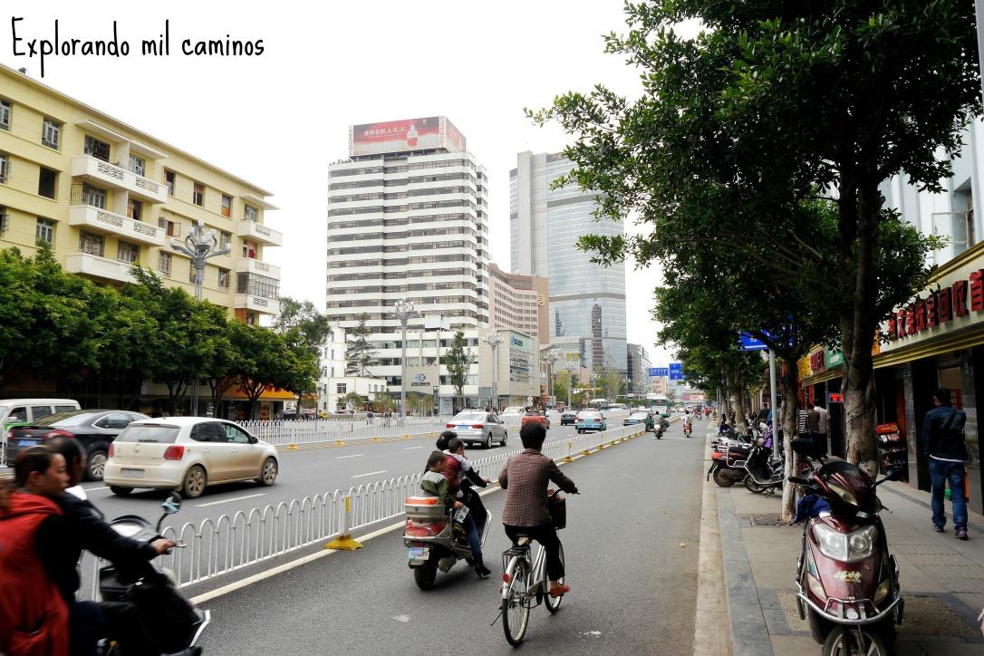 kunming-calle
